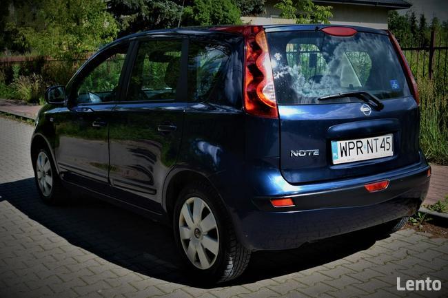 Nissan Note Salon Polska/ Benzyna/ Faktura/Tanio/ Okazja Warszawa - zdjęcie 6