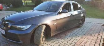 BMW Seria 3 E90 2007r. Sprowadzony z Niemiec Bruśnik - zdjęcie 1