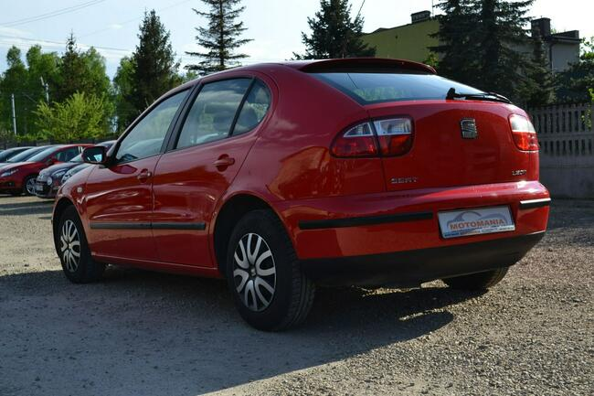 Seat Leon Stella*Klimatyzacja*1.6 SR* Częstochowa - zdjęcie 4