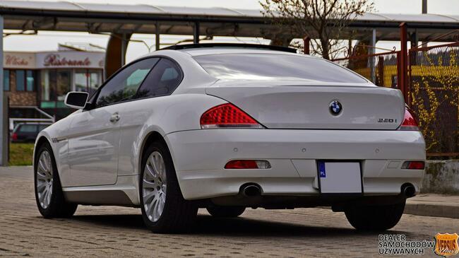 BMW 650 Japonia - Individual - Niski przebieg - Gwarancja Raty Zamiana Gdynia - zdjęcie 5