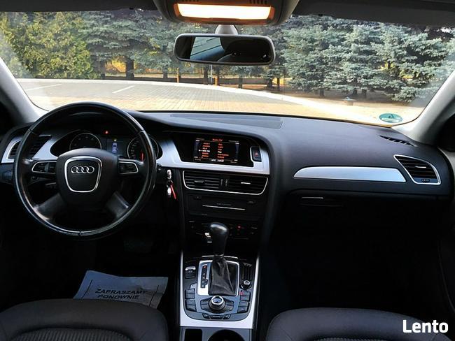 Audi A4 1.8turbo s-line xenon led  navi alu serwis Bugaj - zdjęcie 8