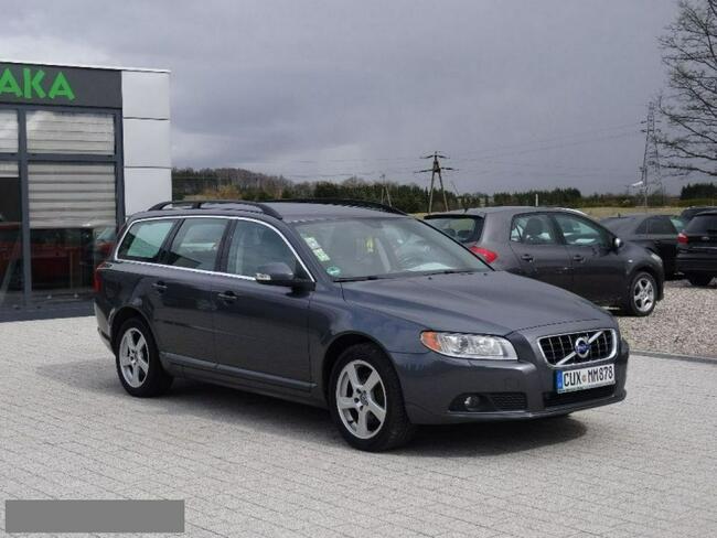 Volvo V70 2.0D 163KM Serwis Bezwypadkowy Xenon Navi Opłacony Kościerzyna - zdjęcie 1