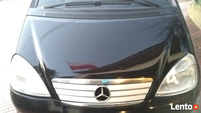 Sprzedam w całości lub na części Mercedes klasa A 190. Widzew - zdjęcie 1