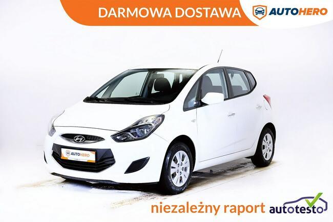 Hyundai ix20 DARMOWA DOSTAWA Klimatyzacja, Hist.serwisowa Warszawa - zdjęcie 1