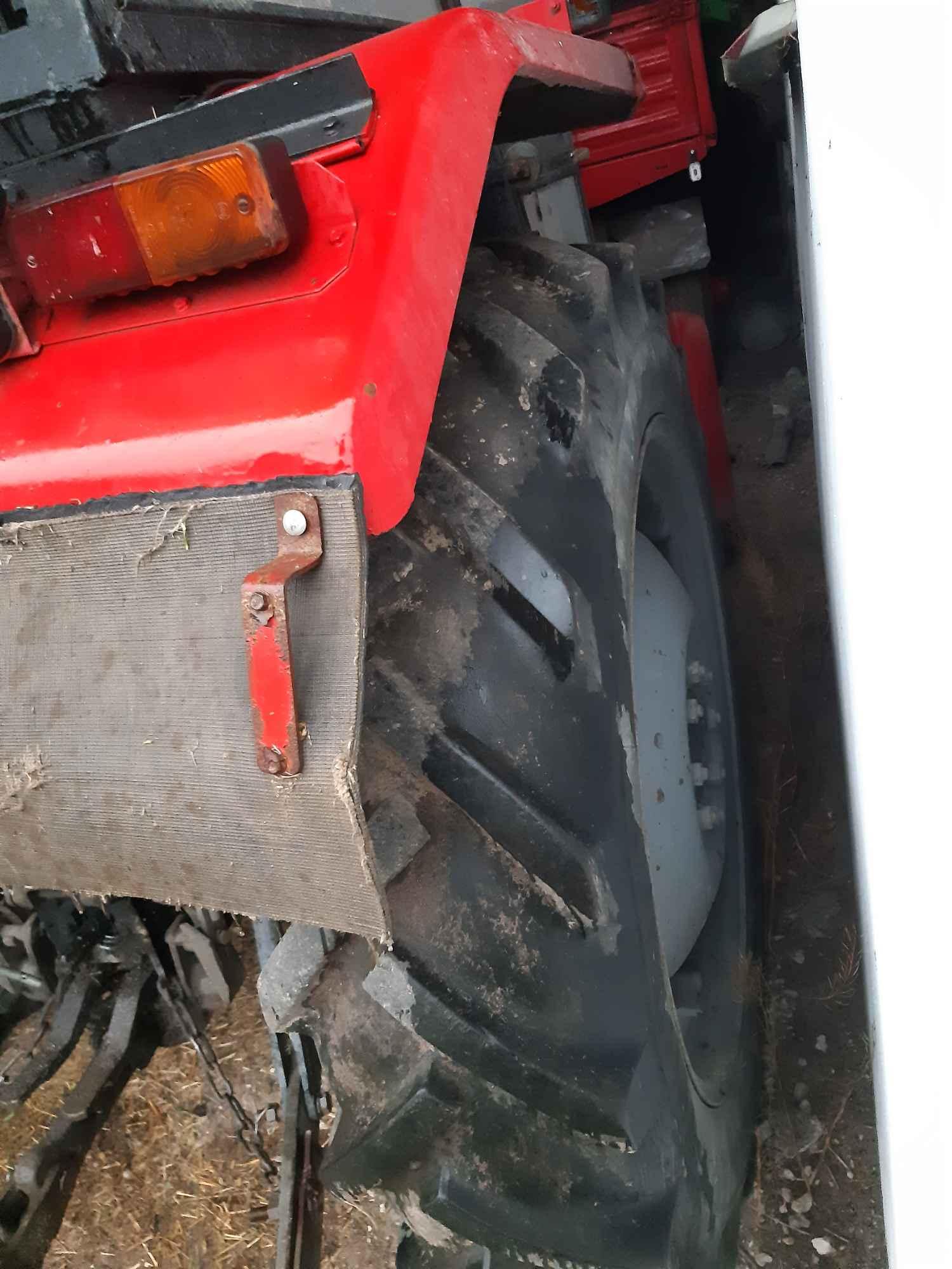 Sprzedam ciągnik MF 255 Kolonia Bobrowska Wola - zdjęcie 3