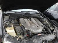 Mercedes S 55 AMG 2005, 5.4L, uszkodzony przód Słubice - zdjęcie 9