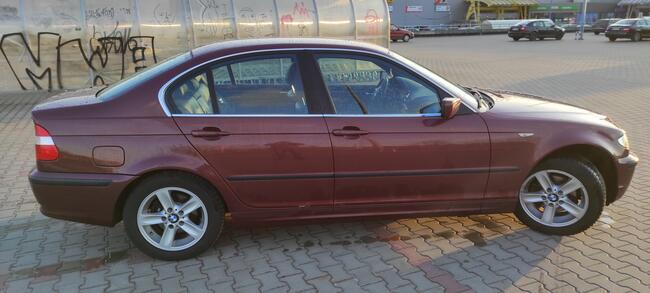 BMW E46 sedan 2.0 benzyna Piotrków Trybunalski - zdjęcie 4