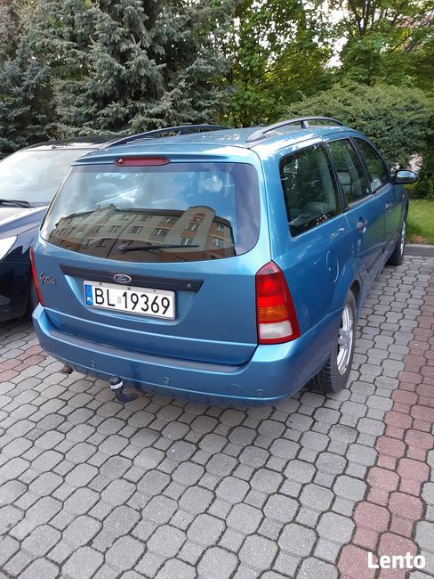 Sprzedam Ford Focus 1.8 TDDI, 2001r. Łomża - zdjęcie 4