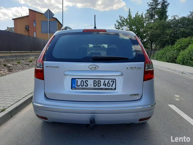 Hyundai i30 1.6CRDI Klima Alu Serwis Piekny z Niemiec Radom - zdjęcie 5