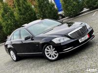 Mercedes S 350 258km lift skóra xenon szyber radar kamera top ful Bugaj - zdjęcie 1
