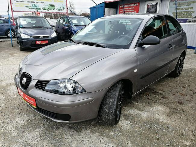 Seat Ibiza 1.9 TDI 101Km - Sprowadzony/ Opłacony Nowy Sącz - zdjęcie 10