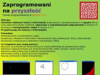 korepetycje z programowania w języku C/C++ Krowodrza - zdjęcie 1