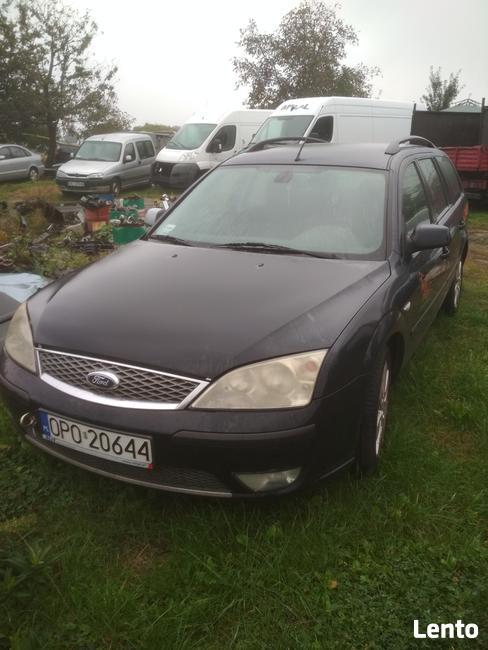Ford Mondeo mk3 uszkodzony silnik Bukowo - zdjęcie 1