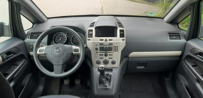 Opel Zafira Piękna Benzynka idealna do gazu 7 Miejsc LIFT Lublin - zdjęcie 6