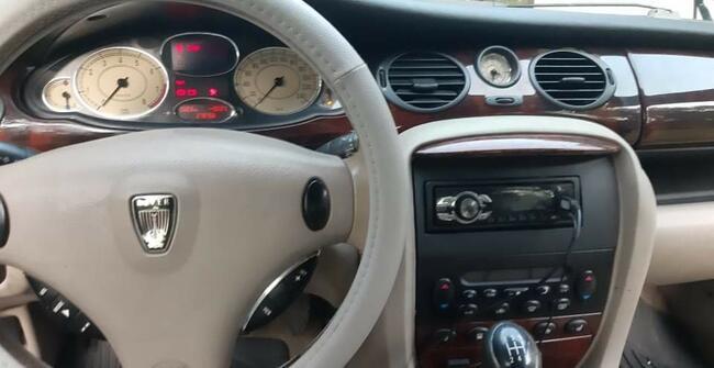 Rover 75 Classic Club 2.0 v6 150KM Konin - zdjęcie 8