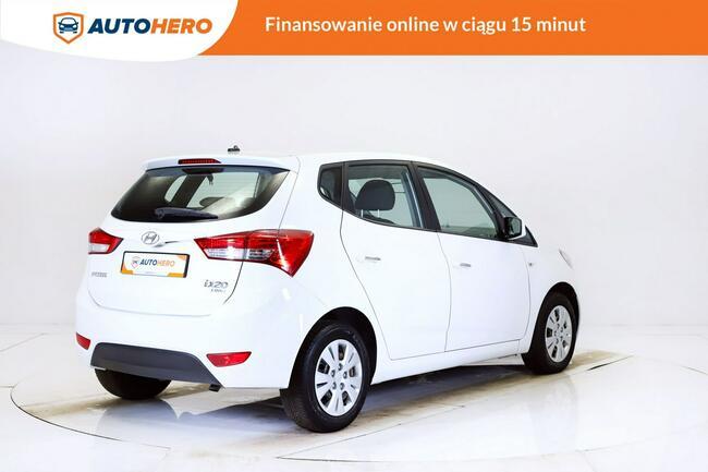 Hyundai ix20 DARMOWA DOSTAWA Klima, Multifunkcja, 1 wł. serwis. Warszawa - zdjęcie 6