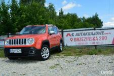 Jeep Renegade 2.0 diesel 140KM 4x4, 1 wł, salon PL, FV 23% Łódź - zdjęcie 1