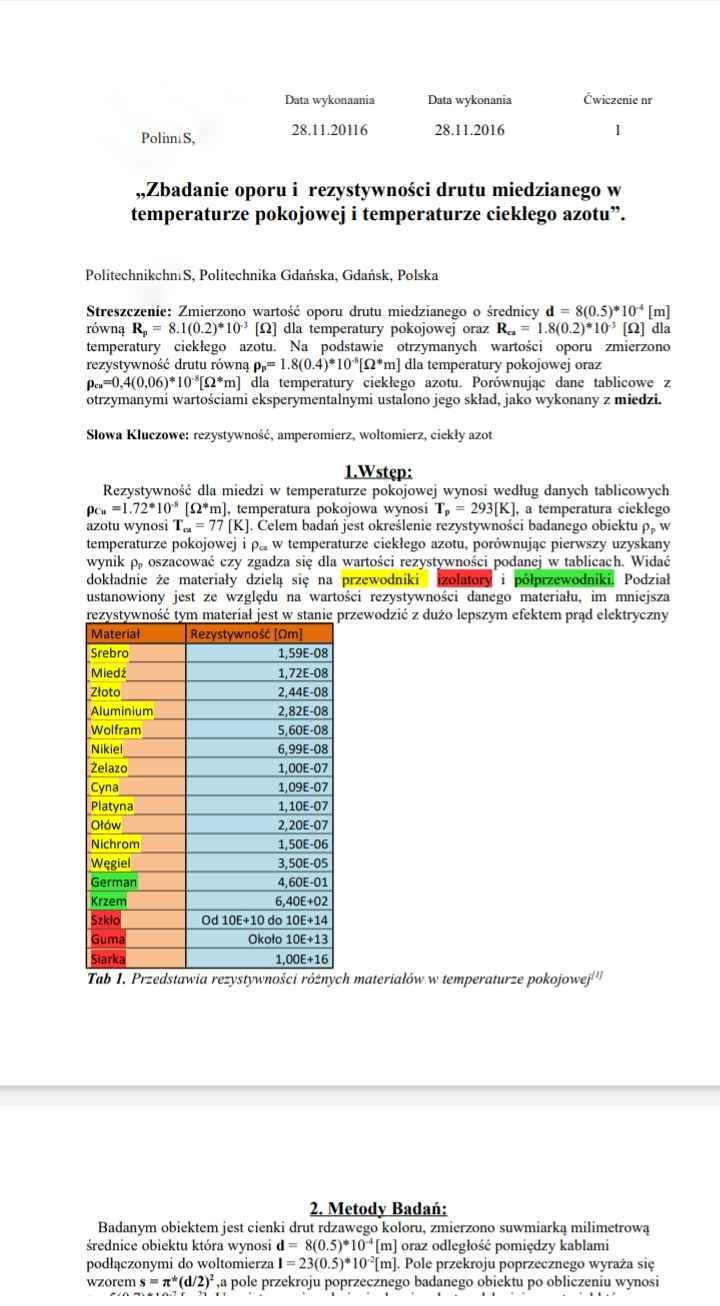 Sprawozdania, projekty, prace zaliczeniowe!! - Generator Rozwiązań Śródmieście - zdjęcie 4