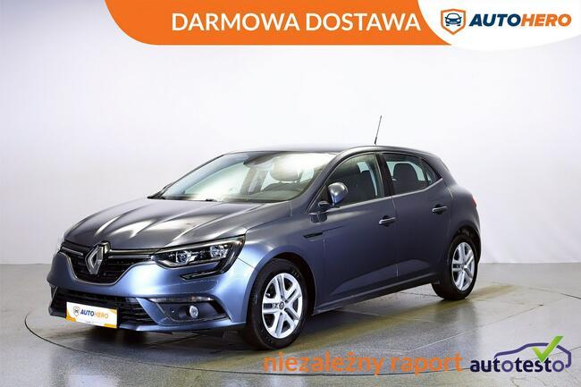 Renault Megane DARMOWA DOSTAWA, LED, Navi, pdc, Klima auto Warszawa - zdjęcie 1