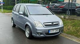 Opel Meriva 1.6 B 105 KM 157 tys. km Klimatyzacja z Niemiec Rzeszów - zdjęcie 3