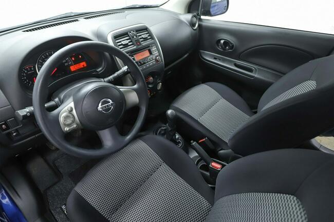 Nissan Micra DARMOWA DOSTAWA, klima, multifunkcja, hist serwis Warszawa - zdjęcie 11