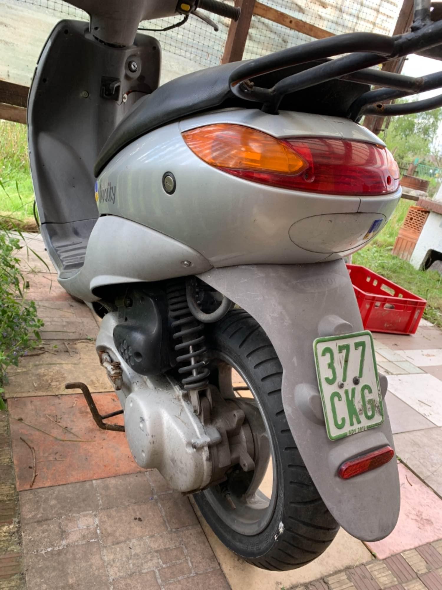 Sprzedam skuter Szczecin - zdjęcie 3