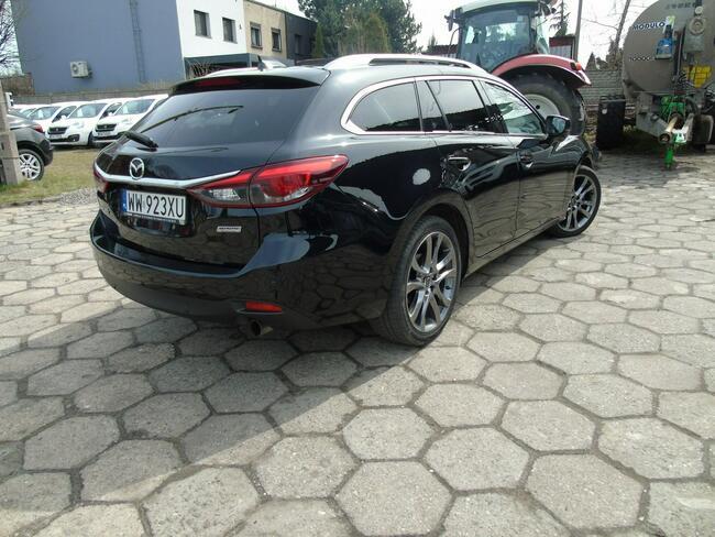 Mazda 6 2.0  Skypassion I Eloop  Kombi WW923XU Katowice - zdjęcie 6