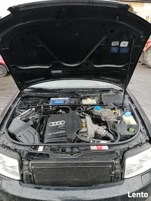 Audi A4 B6 full opcja Bogate wyposażenie czarna skóra Warto! Rusinów - zdjęcie 9