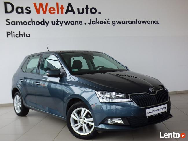 Škoda Fabia 1.0 TSI 95 KM Ambition Salon Polska VAT 23% Gdańsk - zdjęcie 1