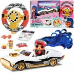 PROMOCJA Samochód dla lalki L.O.L Surprise J.K. R/C Wheels lalka Galiny - zdjęcie 1