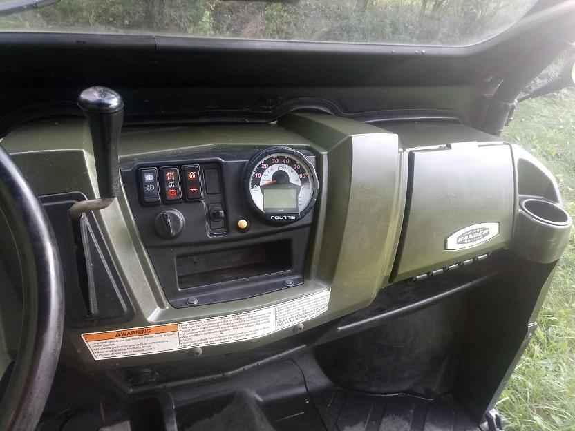 Quad Polaris Ranger 900 Diesel 4x4 Homologacja!!! Turek - zdjęcie 2