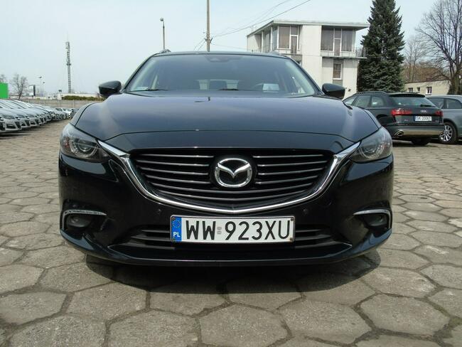 Mazda 6 2.0  Skypassion I Eloop  Kombi WW923XU Katowice - zdjęcie 3