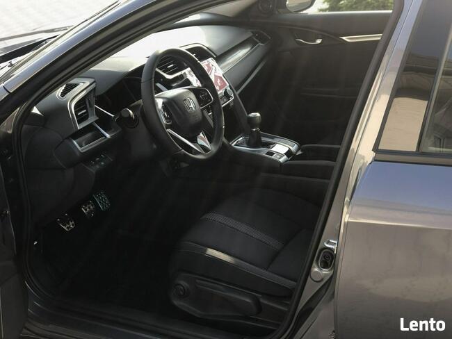 Honda Civic Przedłużona 1 rok gwarancja 1.5 MT Turbo Elegance Kraków - zdjęcie 9