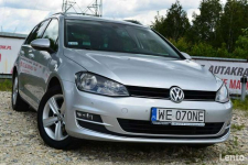 Volkswagen Golf 2.0TDI 150KM highline, 1 wł, salon PL, FV 23% Łódź - zdjęcie 3
