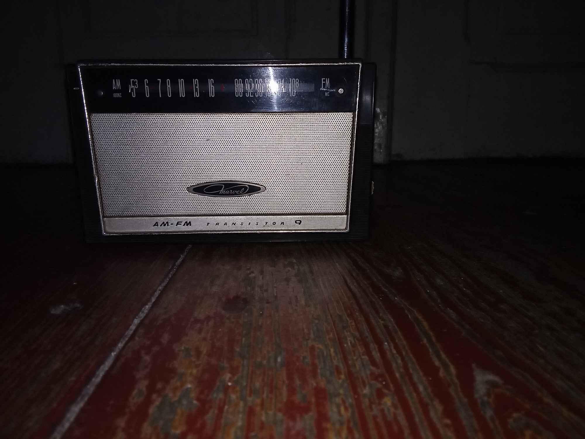 Stare radio Marwel Olkusz - zdjęcie 1