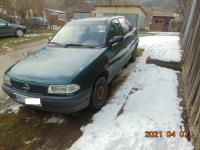 Sprzedam auto OPEL ASTRA 1,4 Serednica - zdjęcie 3