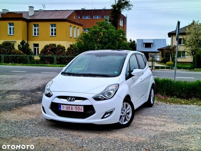 Hyundai ix20 benzyna 120 tyś km Zamość - zdjęcie 10
