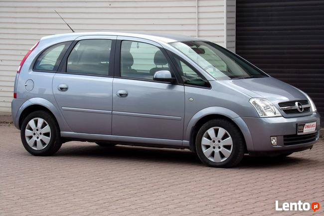 Opel Meriva Klimatyzacja / Gwarancja  / 1,6 / 100KM / 2005r Mikołów - zdjęcie 2