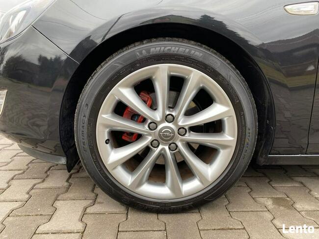 Opel Astra Klimatyzacja / Nawigacja / Xenony Ruda Śląska - zdjęcie 4
