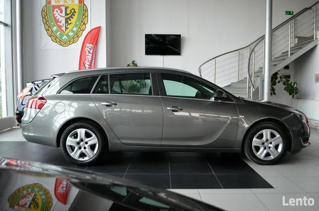 Opel Insignia / Automat / LED / NAVI / DVD / Salon PL / FV23% / Gwaran Długołęka - zdjęcie 7