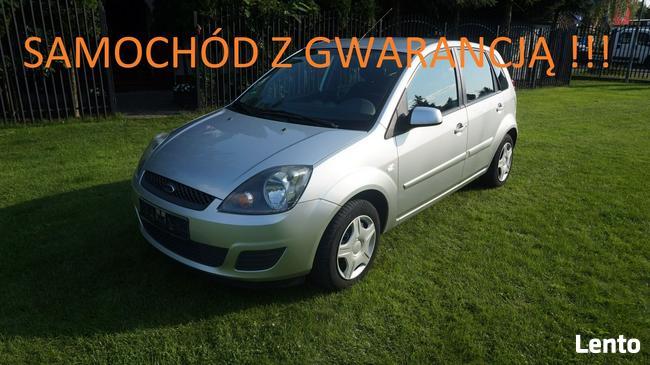 Ford Fiesta z Niemiec opłacona, Gwarancja Zielona Góra - zdjęcie 1