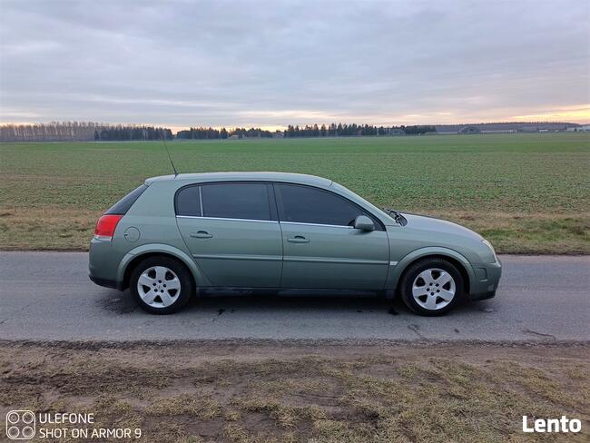 Opel Signum 2.2 Direct / Automat+TipTronic/ SHADOWLINE / Bog Poznań - zdjęcie 6