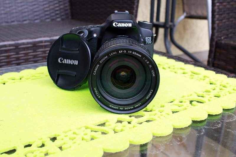 Obiektyw Canon EF-S 17-55mm f/2,8 IS USM+osłona Bogaczewo - zdjęcie 4
