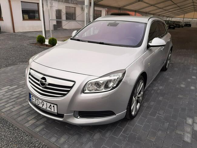 Opel Insignia 2.0 CDTI* 160 KM* AUTOMAT* Zarejestrowana* Zduńska Wola - zdjęcie 3