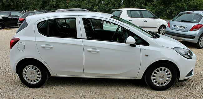 Opel Corsa 1.2 70KM!2015r!101Tys.km!Klimatyzacja!Stan bdb!Opłacona! Łask - zdjęcie 4