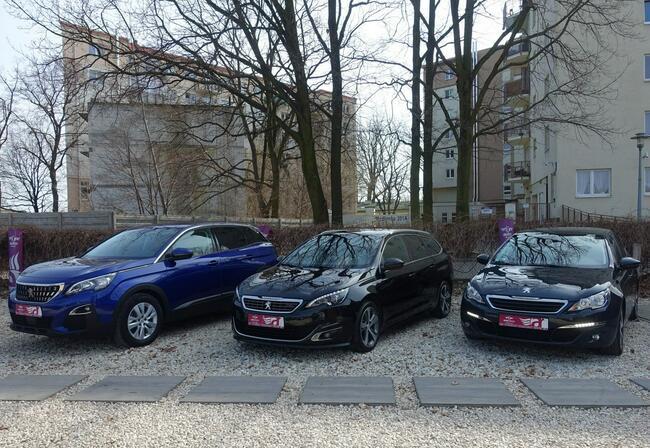 Peugeot 308 F-ra Vat 23% GT LINE Full Led Panorama Bezwypadkowy Warszawa - zdjęcie 5