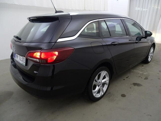 Opel Astra 1,6CDTI Salon PL! 1 wł! ASO! FV23%! Transport GRATIS Warszawa - zdjęcie 6