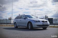 BMW E61 530XD LCI Polift Skóra DVD 4x4 BIXENON Duża navi Led Świdnik - zdjęcie 1
