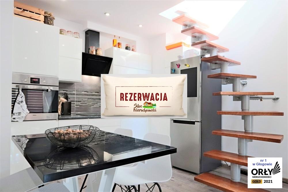 Unikatowe 2 poziomowe mieszkanie na Starym Mieście Głogów - zdjęcie 3