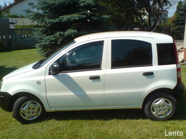 Fiat Panda II Zgierz - zdjęcie 3